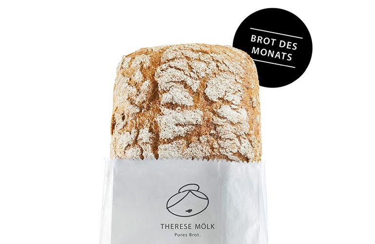 Bio Thereses Vollkornbrot